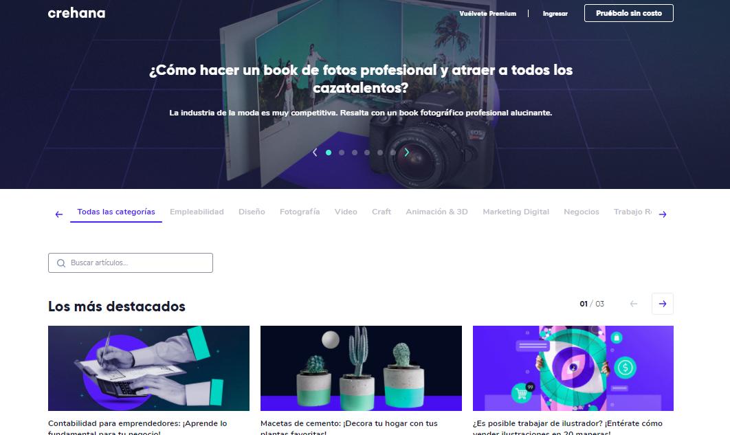 Crehana Blog