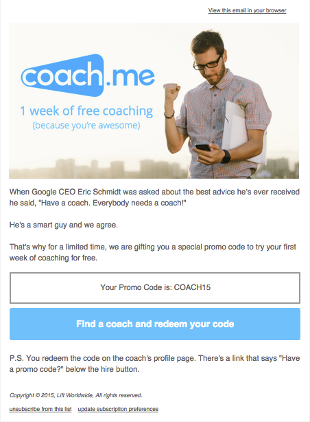 Ejemplos de Email Marketing Coach me.png