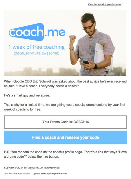 Ejemplos de Email Marketing Coach me.png