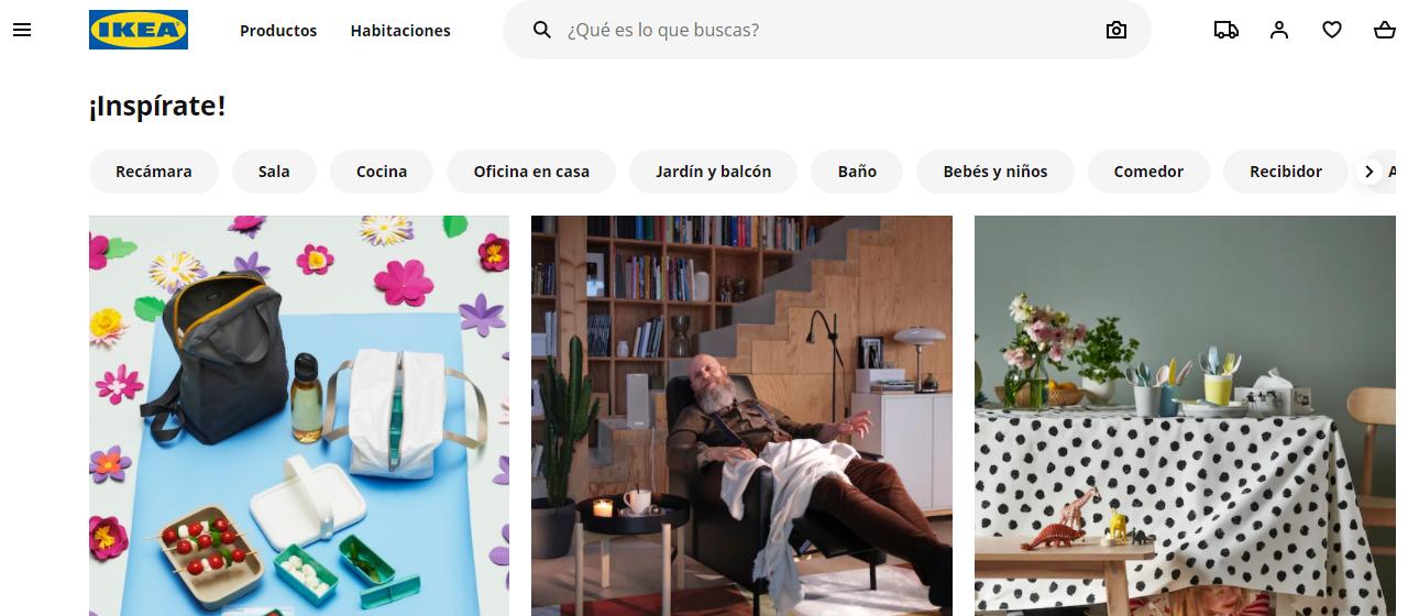 Ikea blog
