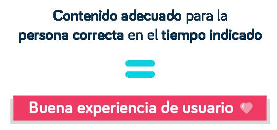 diseño de experiencias de usuario