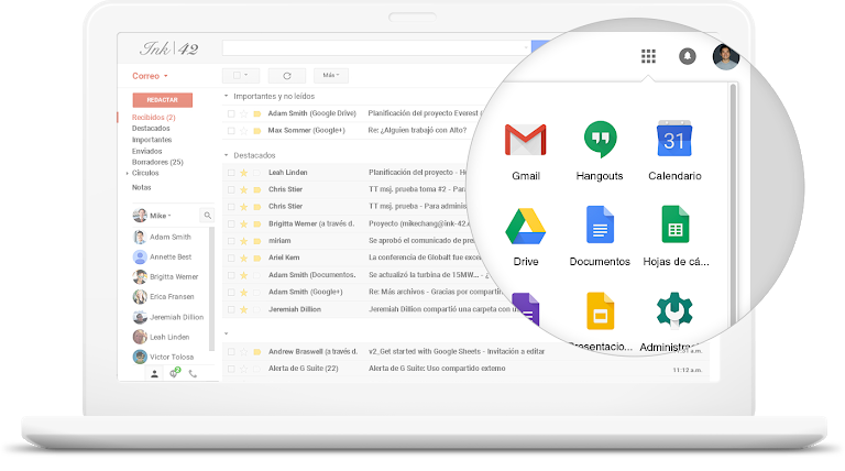 G Suite - Home Office